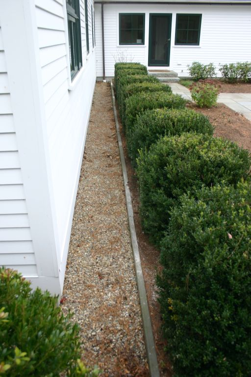 Creative Environments Landscape Co Edging And Drip Strips