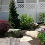 New England fieldstone