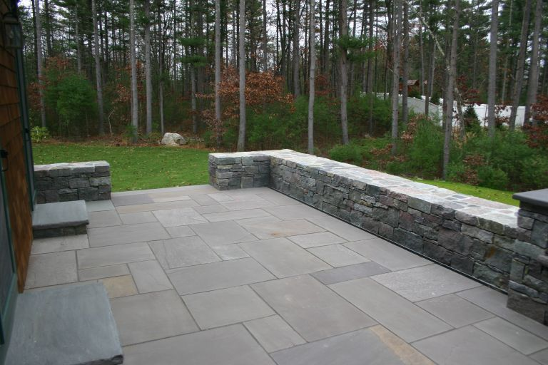 Creative Environments Landscape Co Walls and Steps
